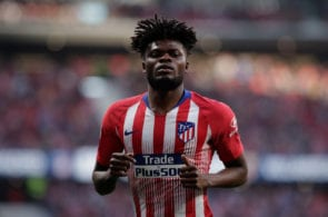 Thomas Partey, Atletico Madrid