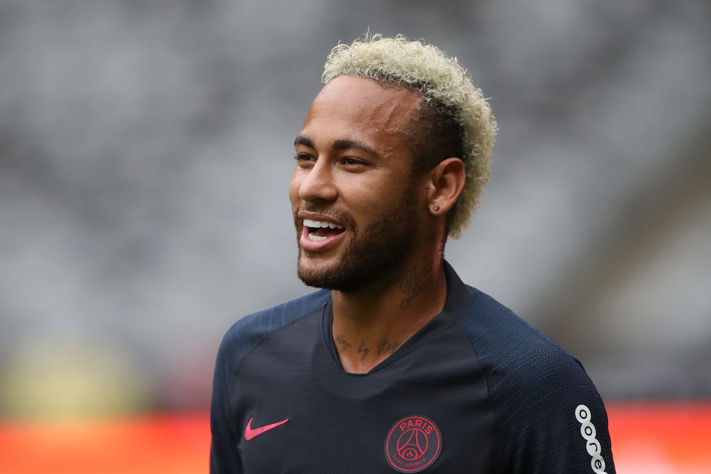Neymar Jr, Paris Saint-Germain