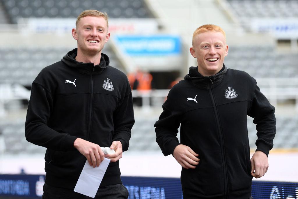 Sean Longstaff, Matty Longstaff, Newcastle United