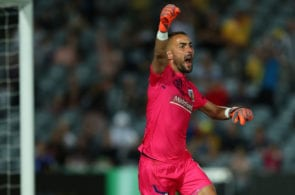 Birighitti, Central Coast Mariners goalkeeper