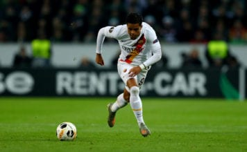Borussia Moenchengladbach v AS Roma: Group J - UEFA Europa League image