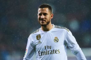 Eden Hazard, Real Madrid