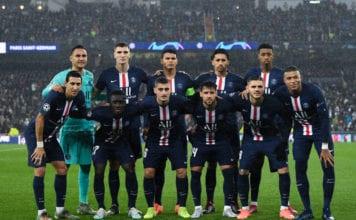 Real Madrid v Paris Saint-Germain: Group A - UEFA Champions League image