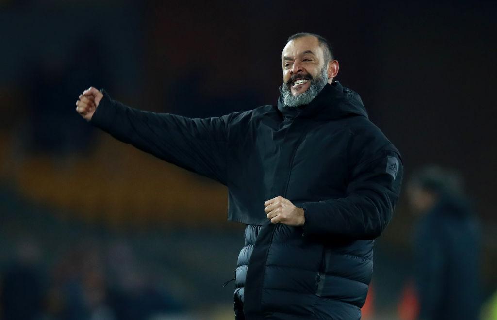 Nuno Espirito Santo, Wolverhampton Wanderers