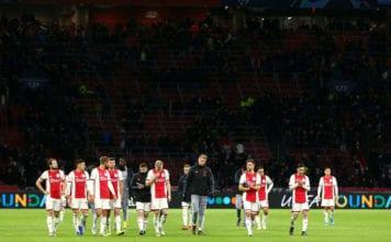 AFC Ajax v Valencia CF: Group H - UEFA Champions League image