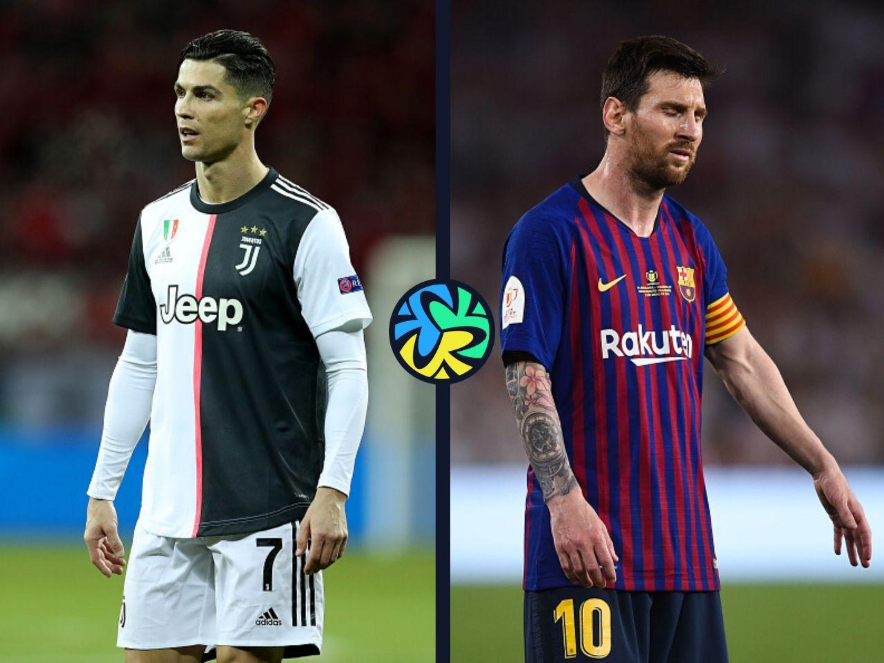 Cristiano Ronaldo, Lionel Messi, GOAT