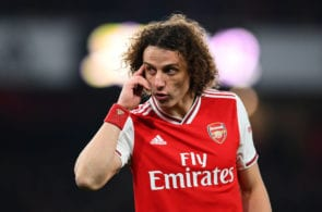 David Luiz, Arsenal, Mari