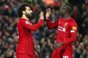 Mane, Salah, Liverpool