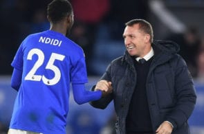 Wilfred Ndidi, Leicester City
