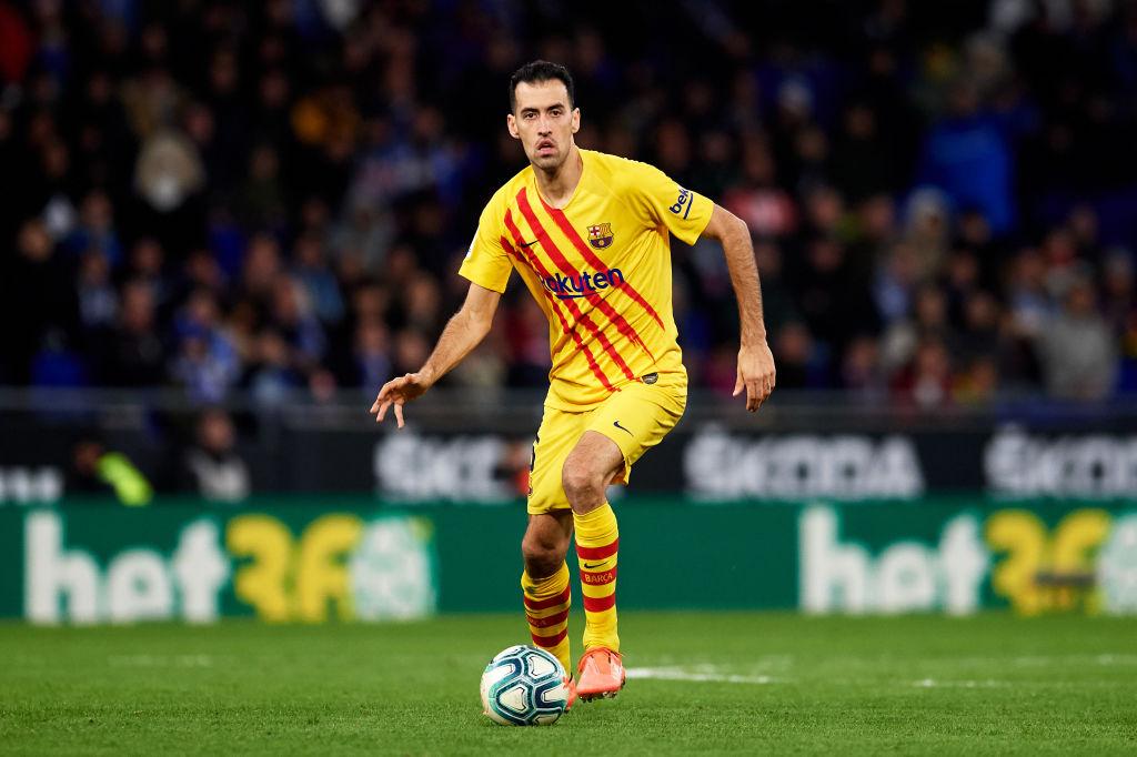 Sergio Busquets, FC Barcelona