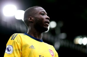 Nicolas Pepe, Arsenal
