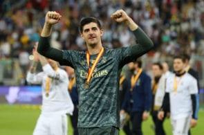 Real Madrid v Club Atletico de Madrid - Supercopa de Espana Final
