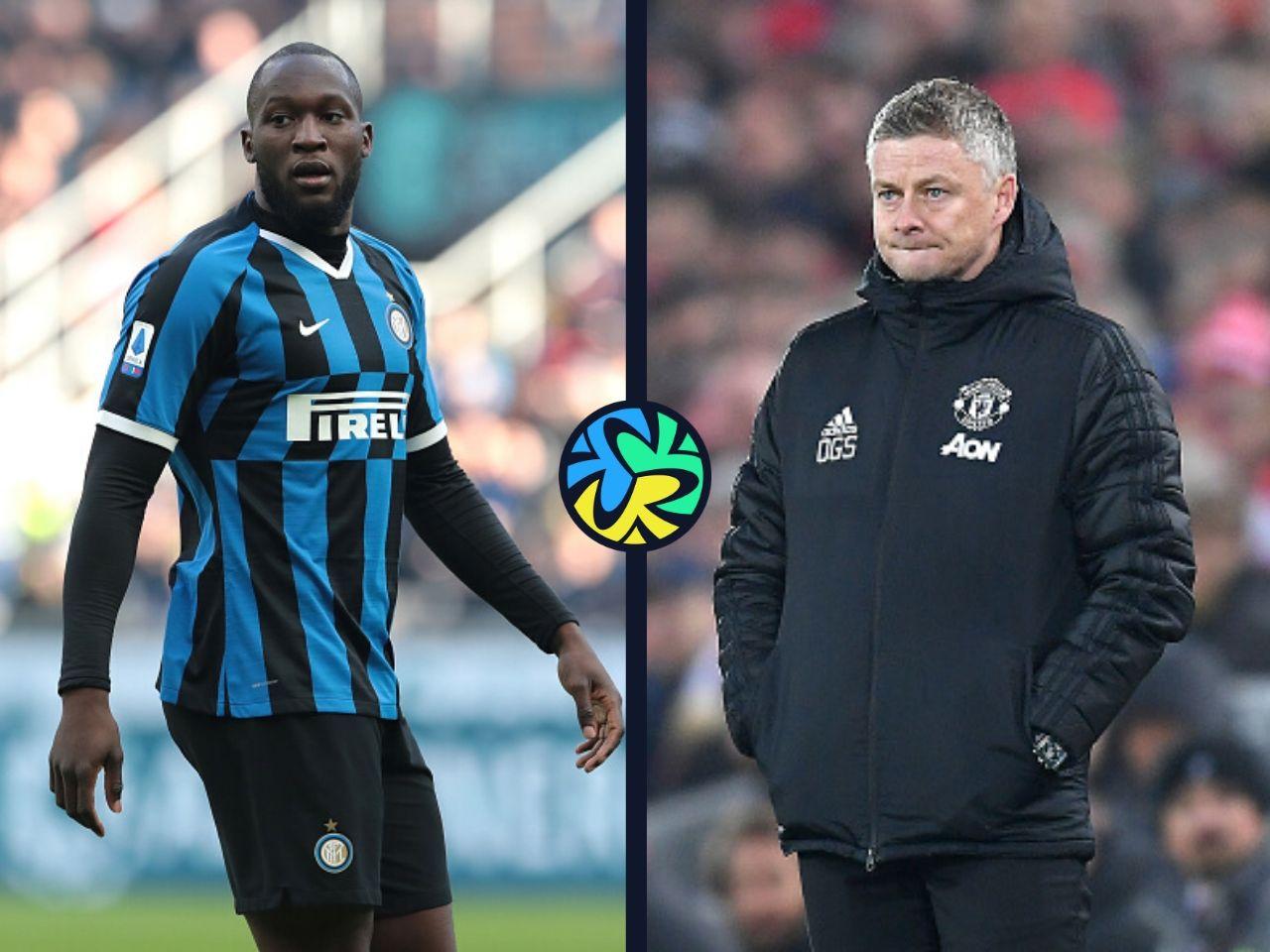 Romelu Lukaku, Ole Gunnar Solskjaer, Inter Milan