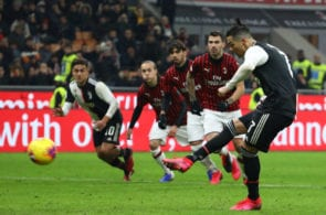Video - Cristiano Ronaldo saves Juventus against AC Milan