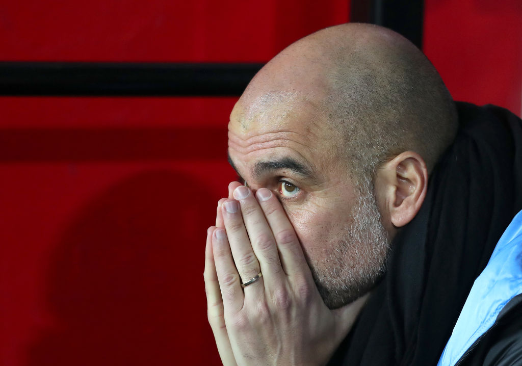 Manchester City, Guardiola