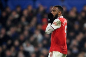 Alexandre Lacazette, Arsenal