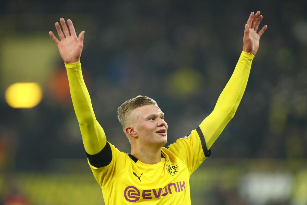 Haaland Can U0026 39 T Stop Scoring As Dortmund Go Second In Bundesliga