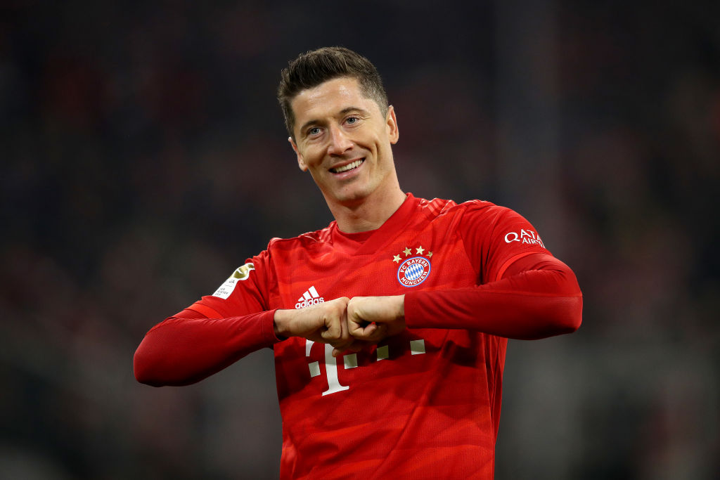 Robert Lewandowski, FC Bayern Munich