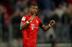 David Alaba, FC Bayern Munich