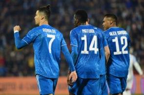 Predicted XI - Lyon vs Juventus