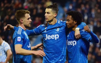 SPAL 1-2 Juventus - Player ratings image