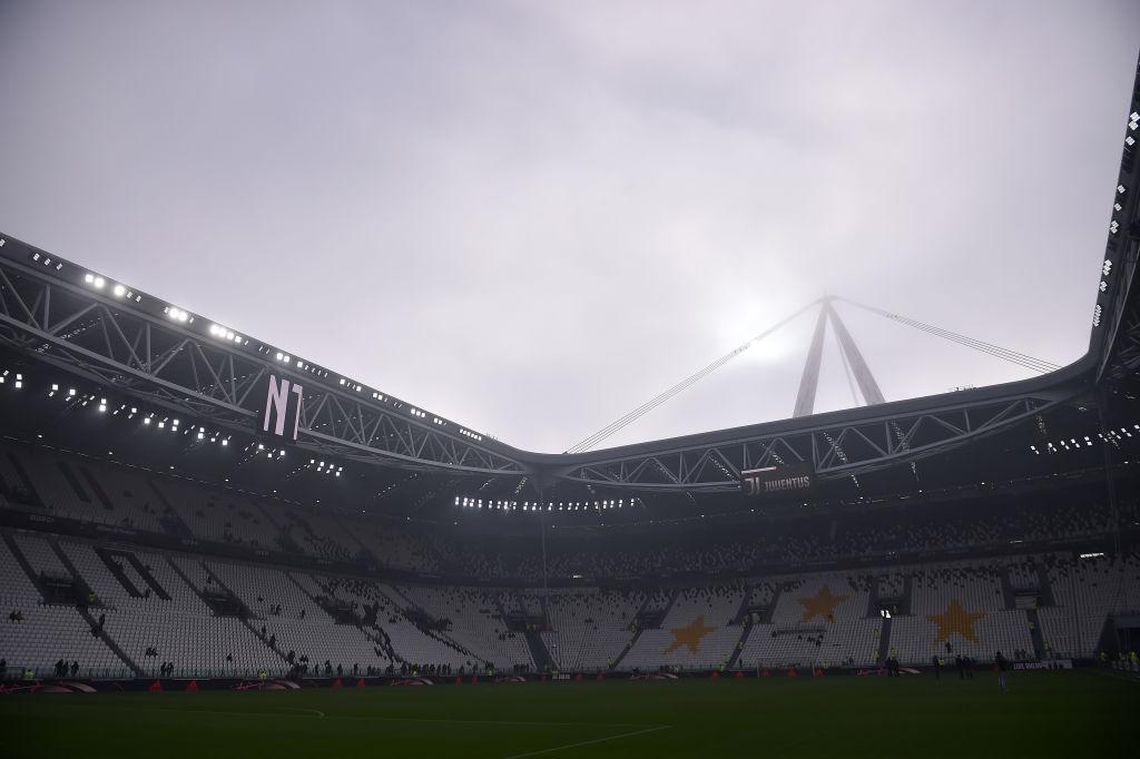 Allianz Stadium Turin