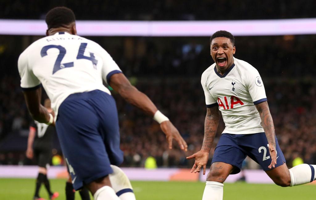 Bergwijn Scores Stunning Debut Goal As Spurs See Off man City