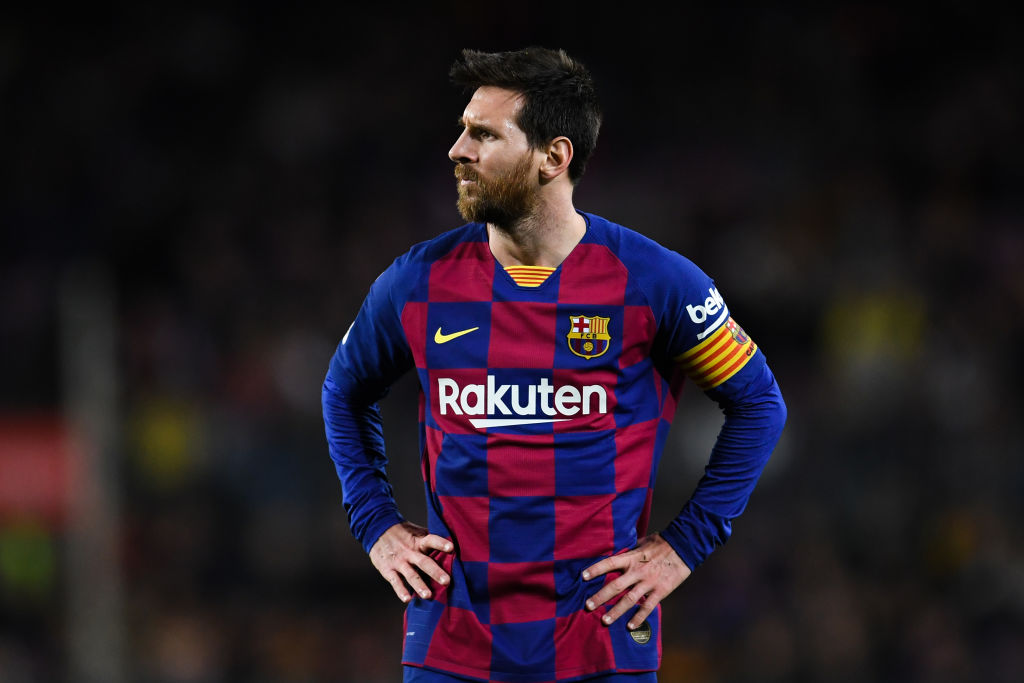 Top 5 reasons Leo Messi wants to leave FC Barcelona ...