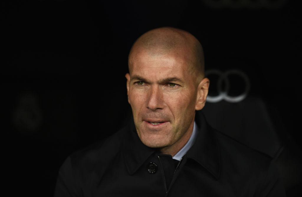 Zinedine, Zidane, Real Madrid
