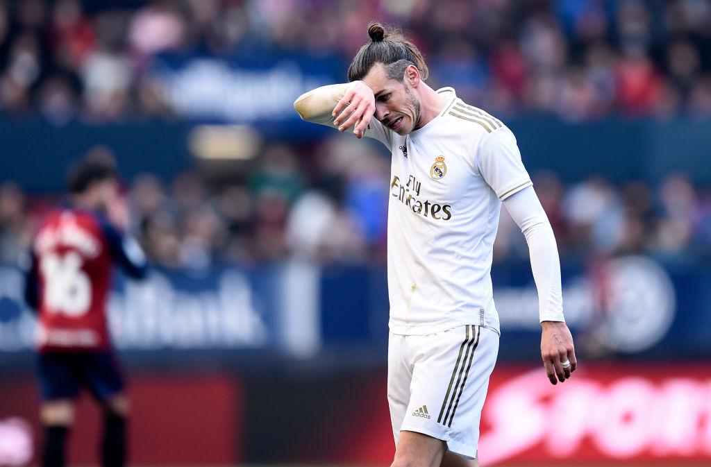 Gareth Bale, Zidane
