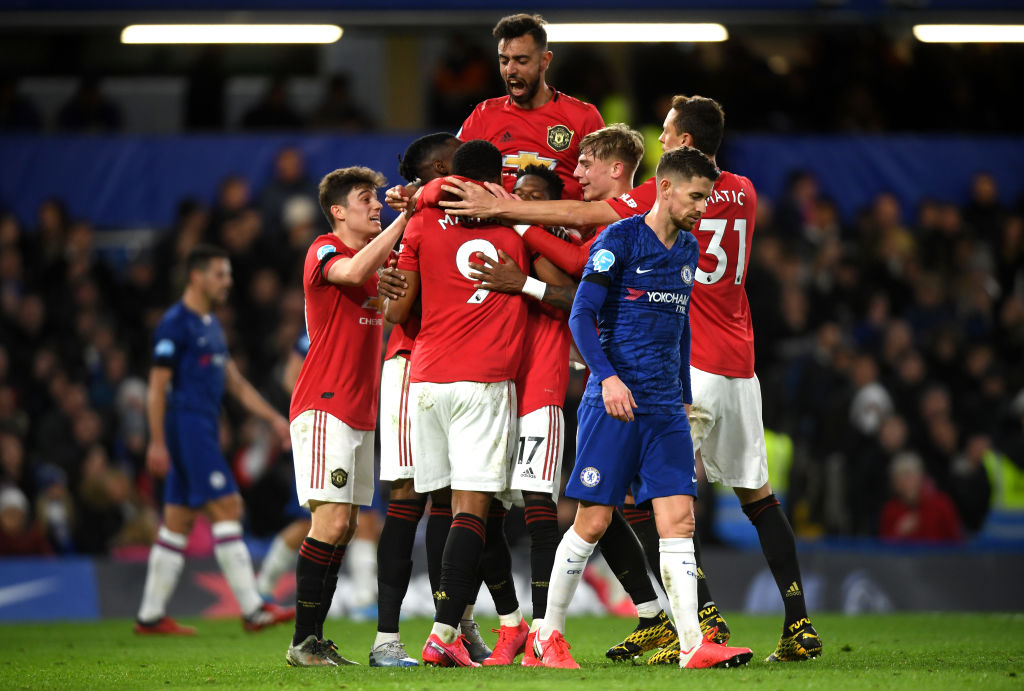 5 talking points from Chelsea 0-2 Manchester United
