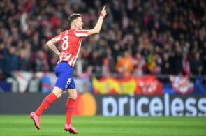 Atletico Madrid 1-0 Liverpool - Player ratings