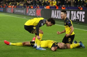 Dortmund 2-1 PSG - Player ratings