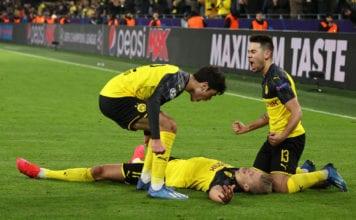 Dortmund 2-1 PSG - Player ratings image