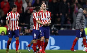 Atletico Madrid v Liverpool FC - UEFA Champions League Round of 16: First Leg image