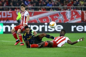 Olympiacos, Arsenal