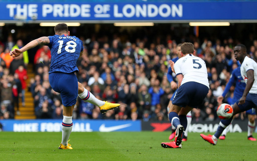 Chelsea FC v Tottenham, Lampard