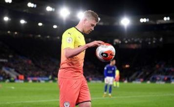 Leicester City v Manchester City - Premier League image