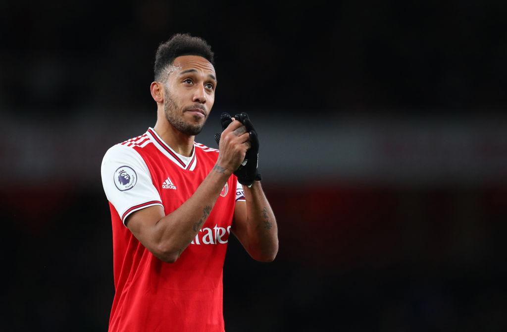 Pierre-Emerick Aubameyang, Arsenal FC