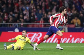 Club Atletico de Madrid v Villarreal CF  - La Liga