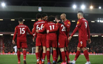 Liverpool FC v West Ham United - Premier League image