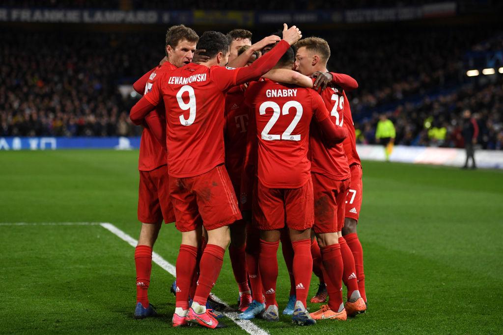 Chelsea 0-3 Bayern Munich - Player ratings - ronaldo.com