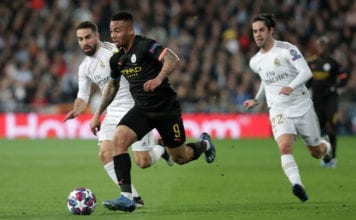 Real Madrid v Manchester City - UEFA Champions League Round of 16: First Leg image