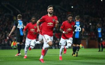 Manchester United v Club Brugge - UEFA Europa League Round of 32: Second Leg image