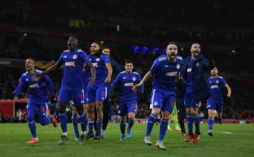 Arsenal FC v Olympiacos FC - UEFA Europa League Round of 32: Second Leg image