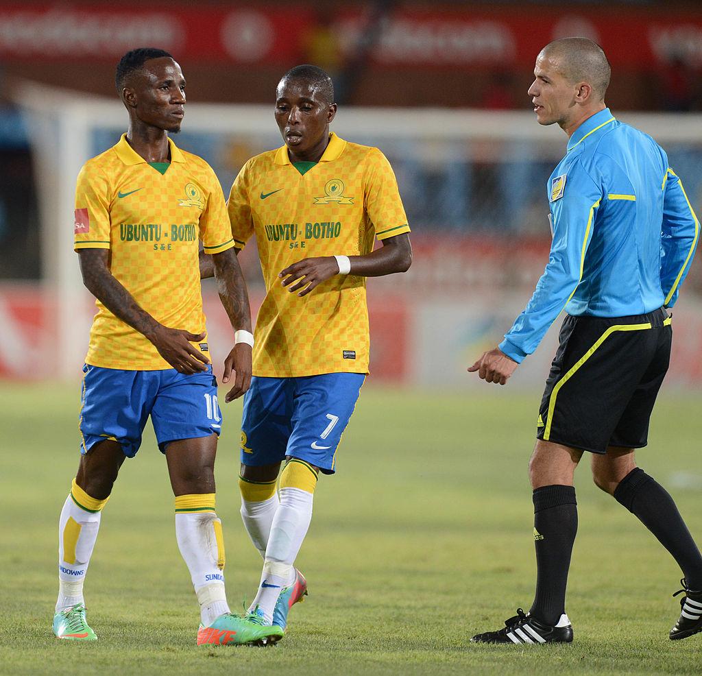Absa Premiership: Mamelodi Sundowns v Ajax Cape Town