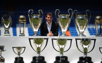 Iker Casillas leaves Real Madrid - Press Conference image