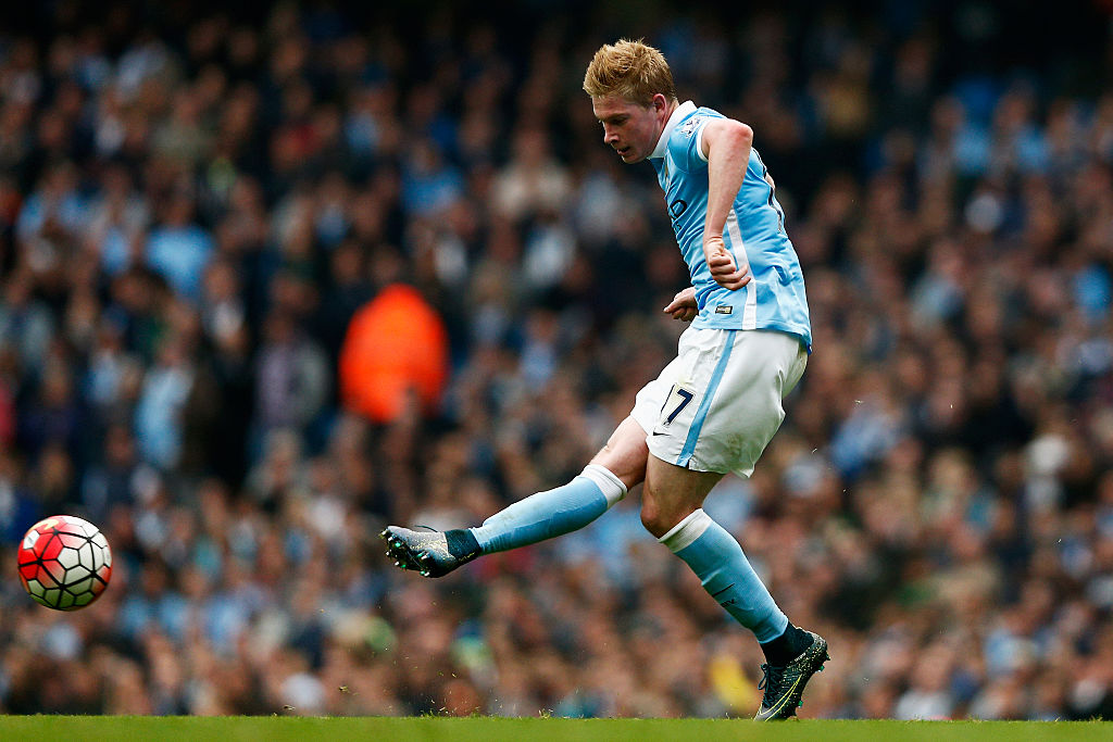 Kevin De Bruyne, Manchester City v Newcastle United - Premier League