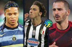 Juventus, Inter Milan, AC Milan