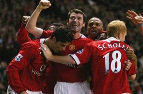 Manchester United v Aston Villa